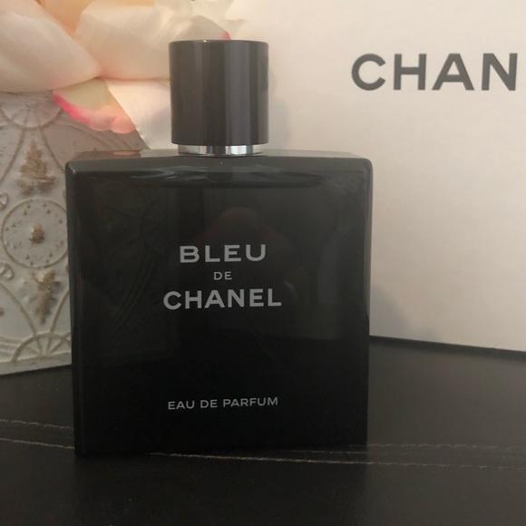 Chanel Other Bleu De Eau De Parfum 34fl Oz Poshmark